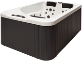 Spa baseinas Poolspa Marina SPA 188x133