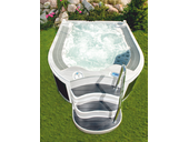 Spa baseinas Victory Spa Rose Deluxe 275x235